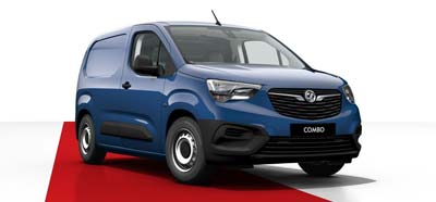 Vauxhall Combo - Available in Night Blue