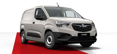 Vauxhall Combo - Available in Cool Grey