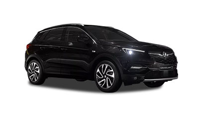 Vauxhall Grandland X - Available in Diamond Black