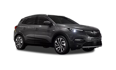 Vauxhall Grandland X - Available in Moonstone Grey