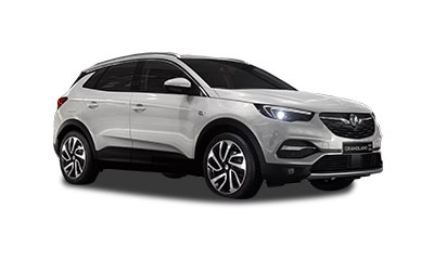 Vauxhall Grandland X - Available in Pearl White
