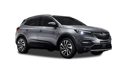 Vauxhall Grandland X - Available in Quartz Grey
