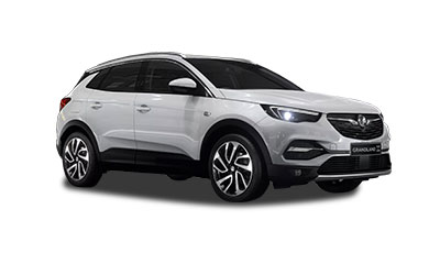 Vauxhall Grandland X - Available in White Jade