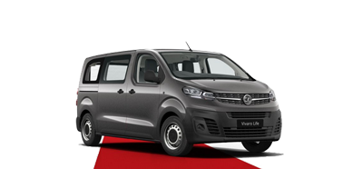 The All-New Vivaro Life - Available in Moonstone Grey
